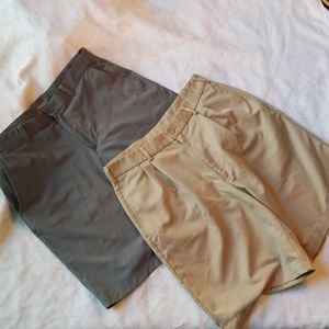 Mens sports shorts, Nike & Tommy Armour